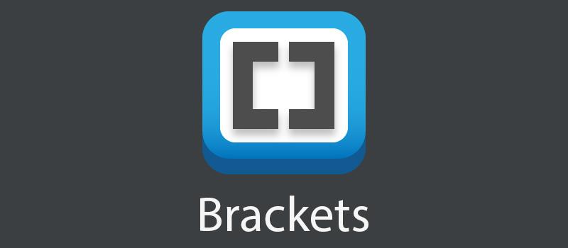 logo brackets