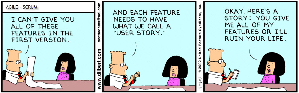 Scrum: User Stories Efectivas.