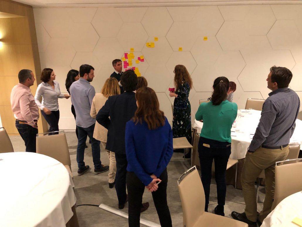 presentación transformacion Agile